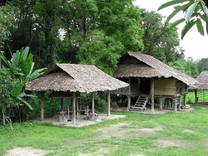 Tribe residences ...