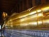Wat Po Reclining Budda Image