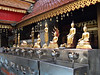 at the Doi Sthep Temple