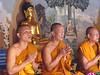 at the Doi Suthep Temple