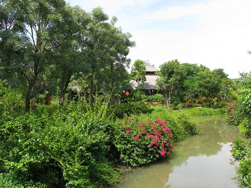 Chaba Lagoon in Chai Nat