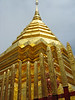 at the Doi Suthep Temple