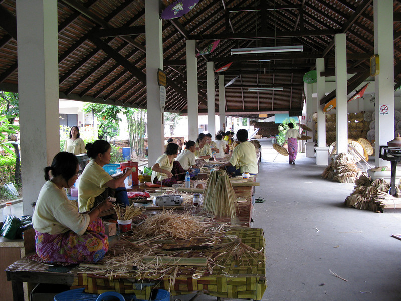 Sankampang Village Arts and Crafts