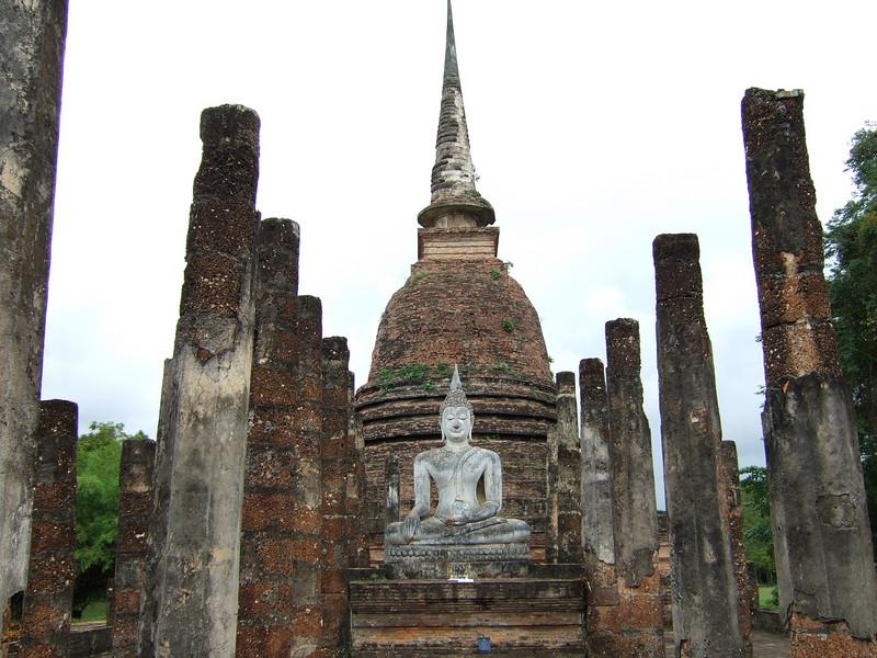 Budda Image at Sukhothai Historical Park