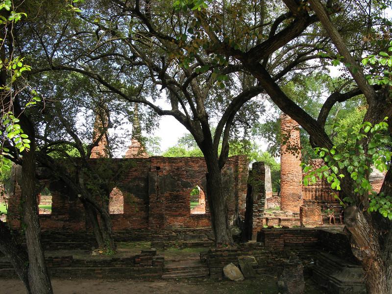 Ruins at Ayutthaya