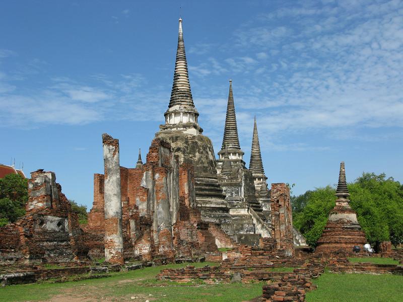 Ayutthaya - 2nd Capital of Thailand  1350 - 1767 AD