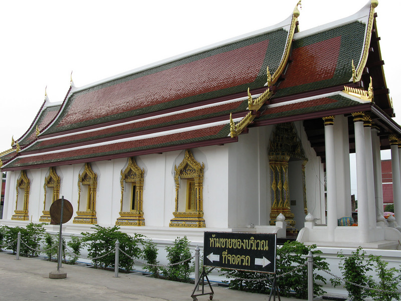 Wat Phrasrirattanamahathat in Phitsanulok