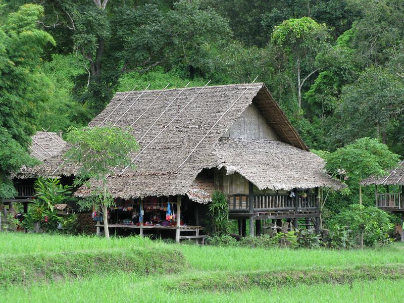 Tribal Residence