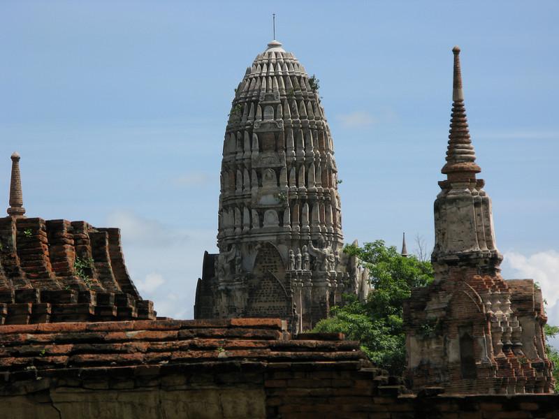 Ayutthaya - 1350 - 1767 AD   2nd Capital of Thailand