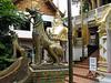 Entrance to Doi Suthep Temple