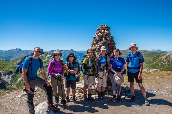 The Classic Tour du Mont Blanc, August 20-31,2016