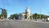 Streets of Zaporozhye, Ukraine.