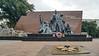 "Memorial to ""Eternal Live"" in Kremenchug, Ukraine."