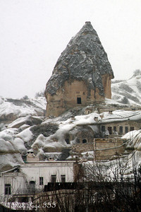 Fairy chimney - Goreme, Turkey ... March 10, 2011 ... Photo by Rob Page III
