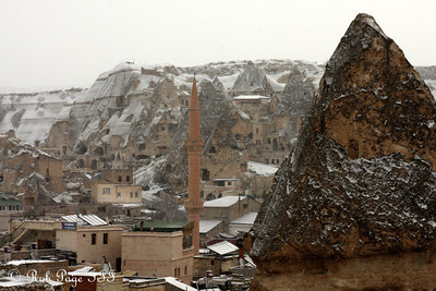 Goreme, Turkey ... March 10, 2011 ... Photo by Rob Page III