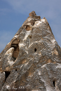 A fairy chimney - Goreme, Turkey ... March 11, 2011 ... Photo by Rob Page III