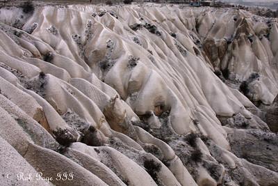 Erosion - Goreme, Turkey ... March 11, 2011 ... Photo by Rob Page III