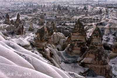 Goreme, Turkey ... March 11, 2011 ... Photo by Rob Page III