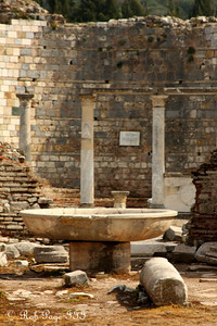 The Church of Mary - Ephesus, Turkey ... March 5, 2011 ... Photo by Rob Page III