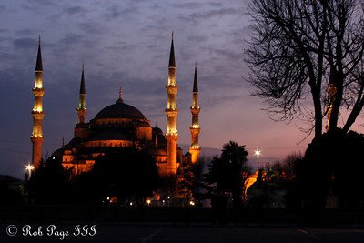 Istanbul - Day 1