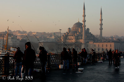 Good Morning - Istanbul, Turkey ... March 13, 2011 ... Photo by Rob Page III