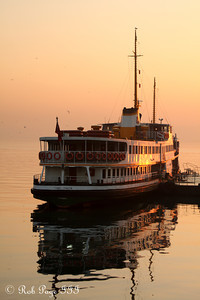 An Istanbul ferry - Istanbul, Turkey ... March 13, 2011 ... Photo by Rob Page III