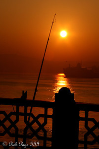 Sunrise - Istanbul, Turkey ... March 13, 2011 ... Photo by Rob Page III