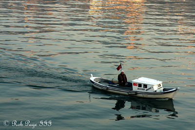 Navigating Istanbul's waterways - Istanbul, Turkey ... March 13, 2011 ... Photo by Rob Page III