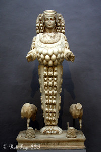 The Artemis of Ephesus - Ephesus, Turkey ... March 6, 2011 ... Photo by Rob Page III
