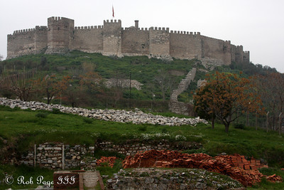 The Grand Fortress of Selcuk - Selcuk, Turkey ... March 6, 2011 ... Photo by Rob Page III