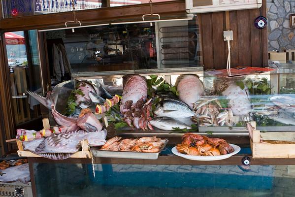 Sea Food from the Black Sea