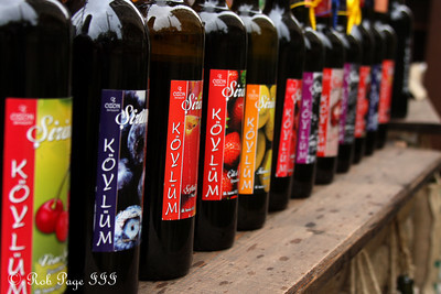Do you want a bottle of wine? - Sirince, Turkey ... March 6, 2011 ... Photo by Rob Page III