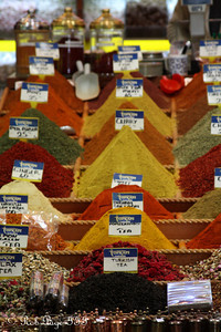 The Egyptian Spice Market - Istanbul, Turkey ... March 4, 2011 ... Photo by Rob Page III