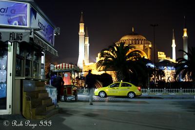 Hagia Sophia - Istanbul, Turkey ... March 4, 2011 ... Photo by Rob Page III
