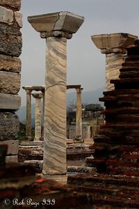 Basilica of St. John - Selcuk, Turkey ... March 6, 2011 ... Photo by Rob Page III
