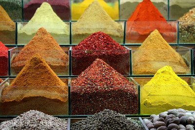 Exploring the Egyptian Spice Market - Istanbul, Turkey ... March 4, 2011 ... Photo by Rob Page III
