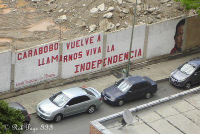 Long live Chavez - Caracas, Venezuela ... August 9, 2013 ... Photo by Rob Page III
