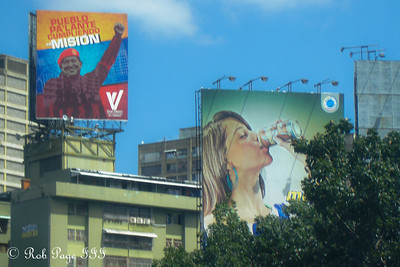 Do you want a beer with the politics? - Caracas, Venezuela ... August 13, 2013 ... Photo by Rob Page III
