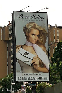 A common advertisement - Caracas, Venezuela ... August 9, 2013 ... Photo by Rob Page III