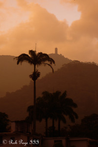 Sunset - Caracas, Venezuela ... August 8, 2013 ... Photo by Rob Page III
