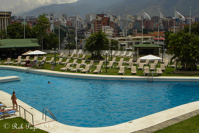 The Tamanaco, Inter-Continental Hotel - Caracas, Venezuela ... August 8, 2013 ... Photo by Rob Page III