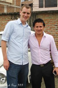 Checking out Carlos' hometown - Portoviejo, Ecuador ... August 14, 2013
