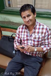 Meeting with the viceperfetura - Portoviejo, Ecuador ... August 16, 2013 ... Photo by Rob Page III