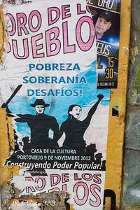 The city streets - Portoviejo, Ecuador ... August 16, 2013 ... Photo by Rob Page III