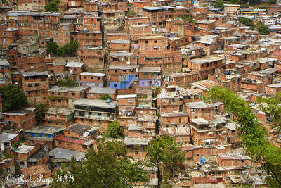 A barrio - Caracas, Venezuela ... August 12, 2013 ... Photo by Rob Page III