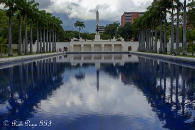 Paseo de los Proceres - Caracas, Venezuela ... August 9, 2013 ... Photo by Rob Page III