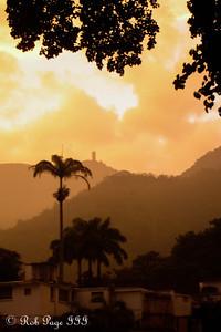 Sunset - Caracas, Venezuela ... August 8, 2013 ... Photo by Rob Page III