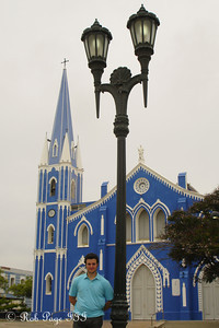 Santa Barbara Church - Maracaibo, Venezuela ... August 11, 2013 ... Photo by Rob Page III