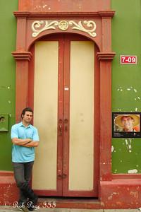Exploring the colonial center along Carabobo - Maracaibo, Venezuela ... August 11, 2013 ... Photo by Rob Page III