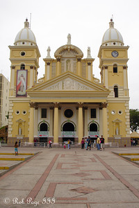 Basilica of Our Lady of Chiquinquirá - Maracaibo, Venezuela ... August 11, 2013 ... Photo by Rob Page III